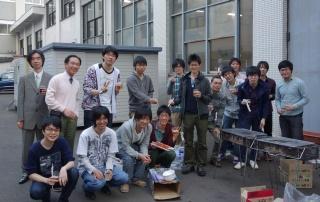 研究室ジンパ(2014.5.30)